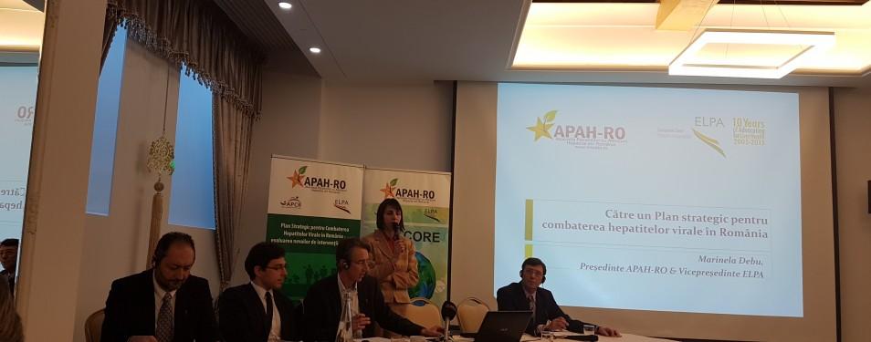 Plan stategic pentru combaterea hepatitelor virale in Romania...
